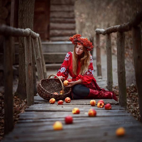 Female Fine Art Photography