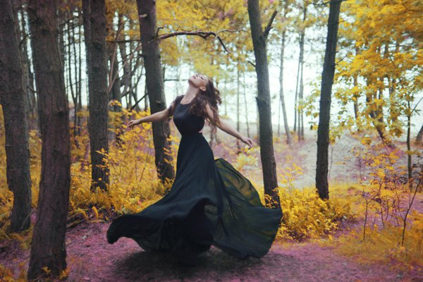 Magical Concept Photography by Klaudia Rataj