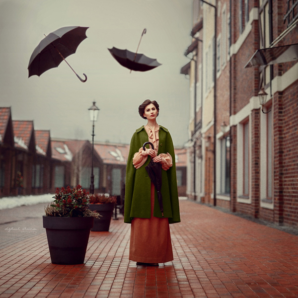 Unique Conceptual Fine Art Photography by Irina Dzhul