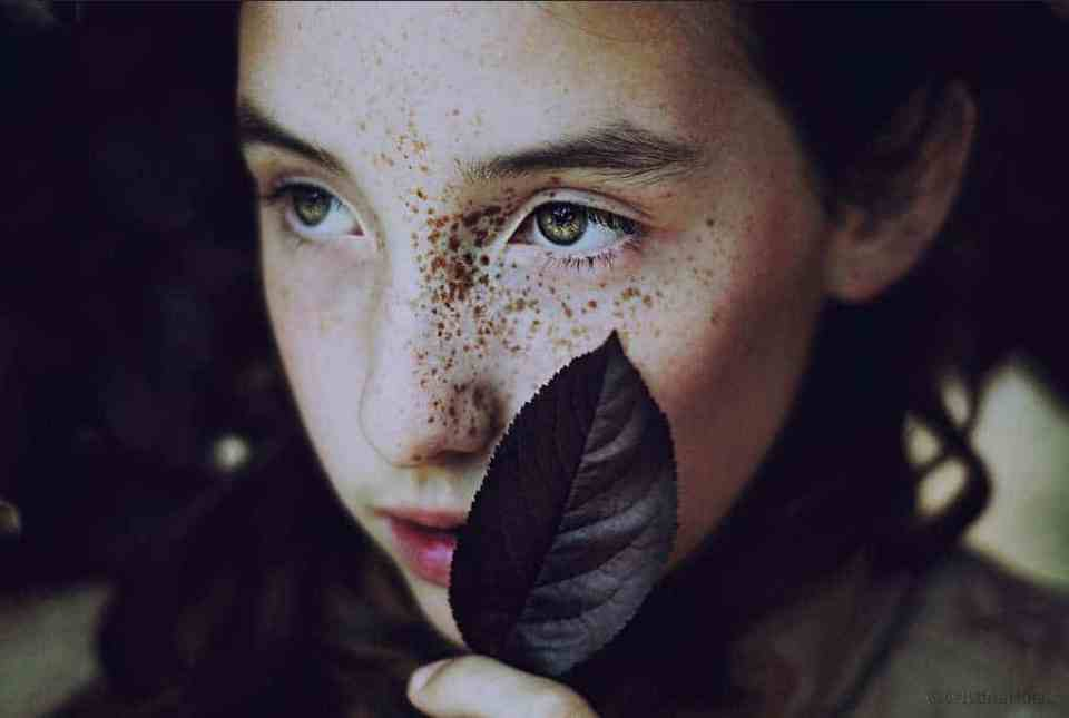 Beautiful Eyes in Portrait Photography by Cristina Hoch 01