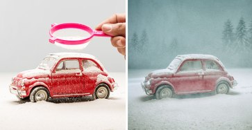 Creative Captures Small Toys With Big Imagination