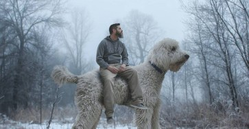 Wonderful Imaginative Adventures With Giant Dog by Christopher Cline