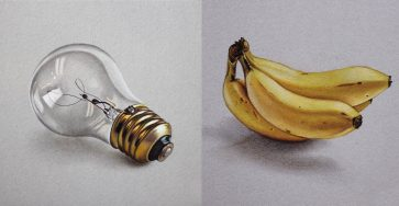 3D Pencil Drawings by Marcello Barenghi 11