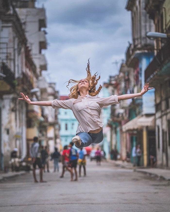Ballet Dancers Cuba Omar Robles 11