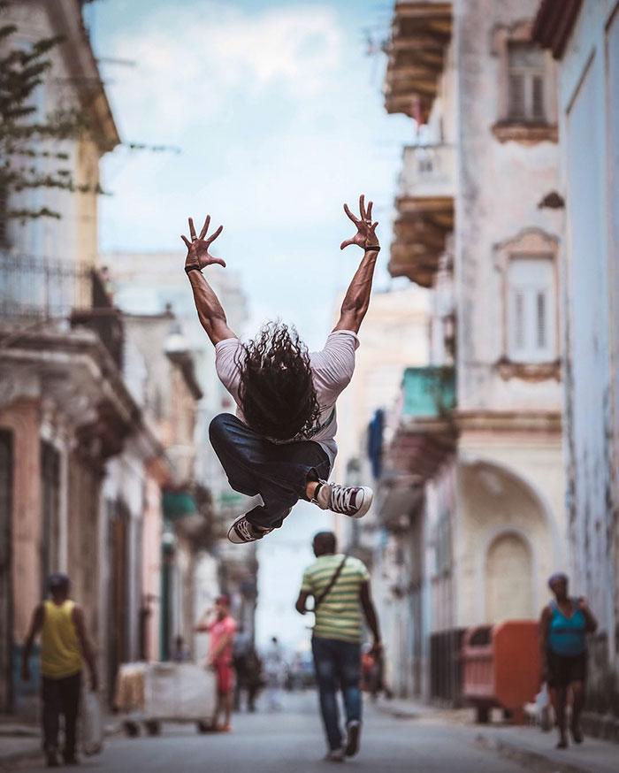 Ballet Dancers Cuba Omar Robles 22