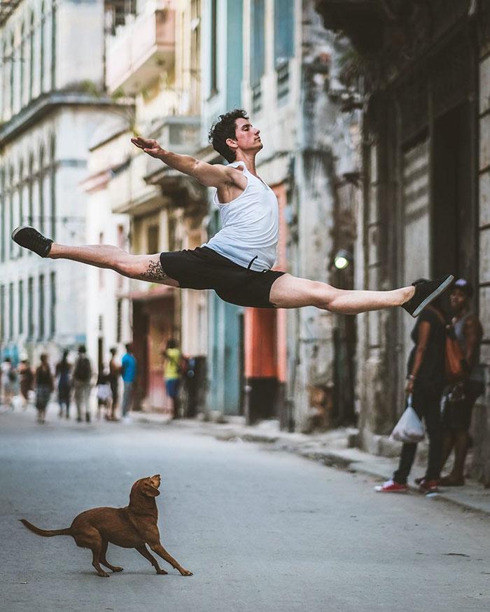 Ballet Dancers Cuba Omar Robles 99