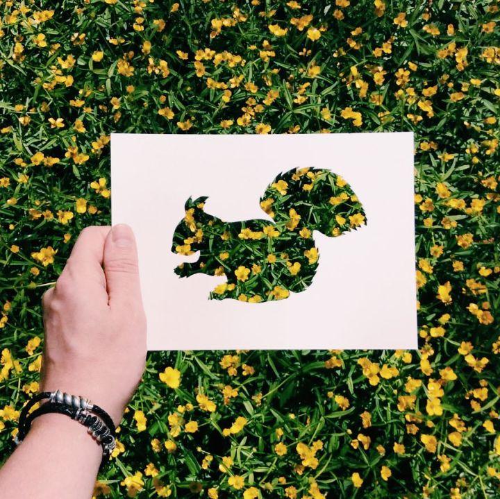 Nikolai Tolsty Paper Silhouettes 99