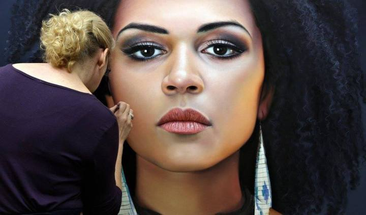 Stunning Oil Paintings by Christiane Vleugels 99