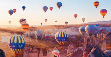 When Reality Looks Better Than Photoshop: 10+ Incredible Photos Of Cappadocia, Turkey