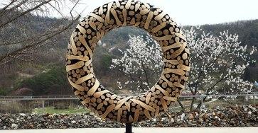 Creative Artwork Sculptures by Jaehyo Lee
