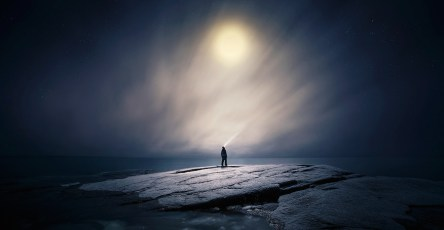 Incredible Full Moon Photography by Mika Suutari