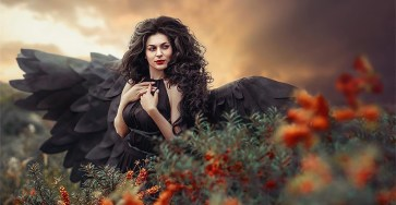 This Ukrainian Photographer Captures A Fairytale Photo Masterpieces