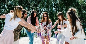 Stunning Bachelorette Ideas for the Sassy Bride-To-Be