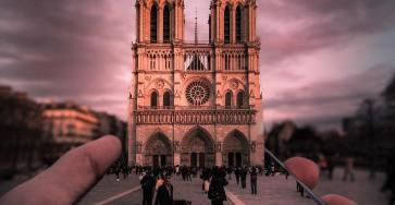 Fantastic Paris Through The Eyes of Tatiana Liccia