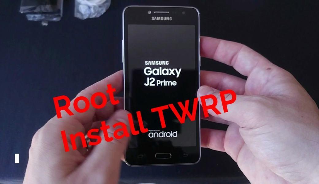 Root Samsung Galaxy J2 Prime