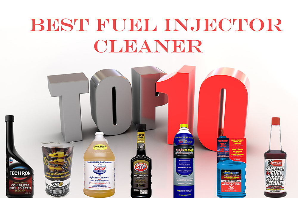 Whats the best fuel injector cleaner