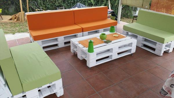 Diy pallet patio chairs. 1000 images about pallet patio furniture ...