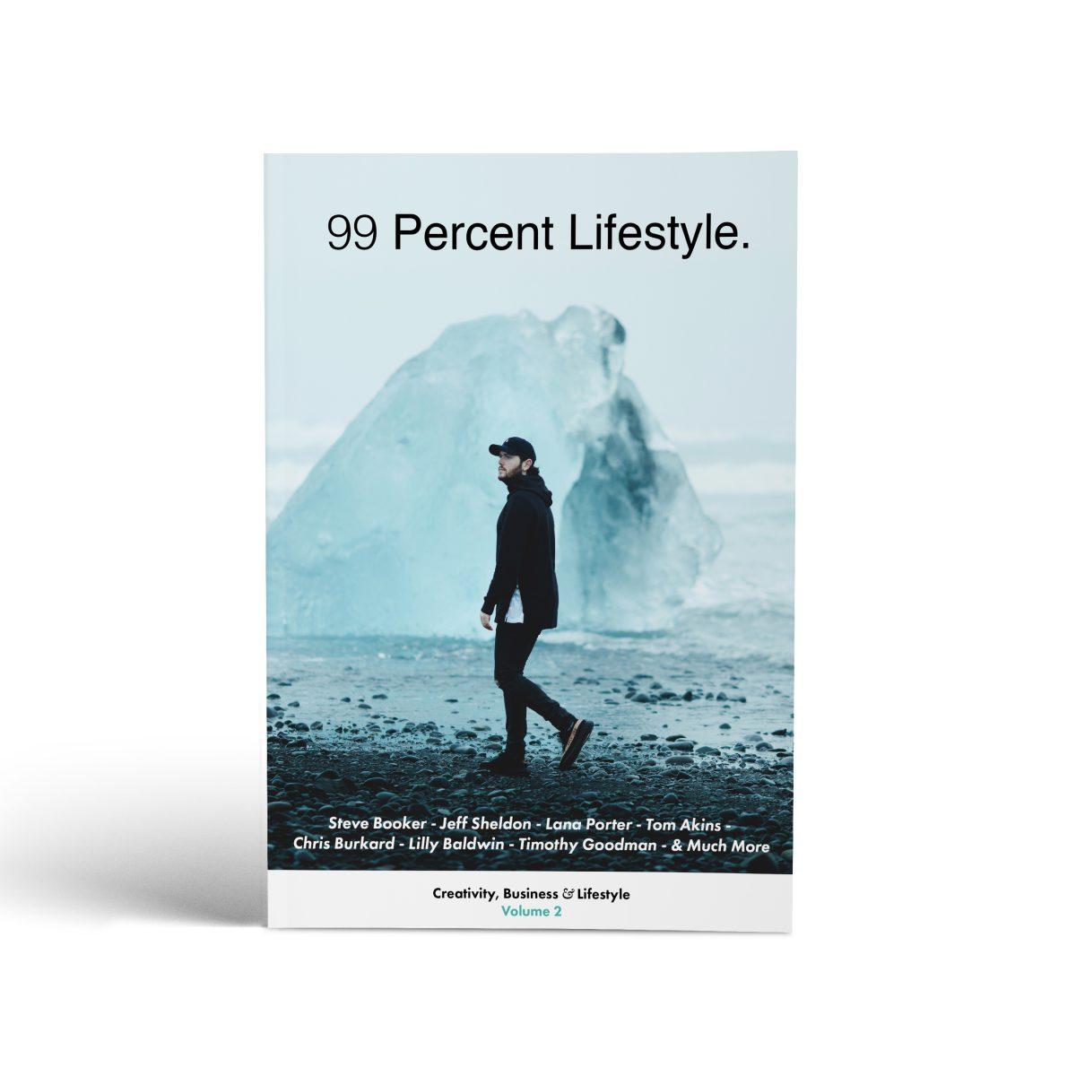 Volume 2 of 99 Percent Lifestyle