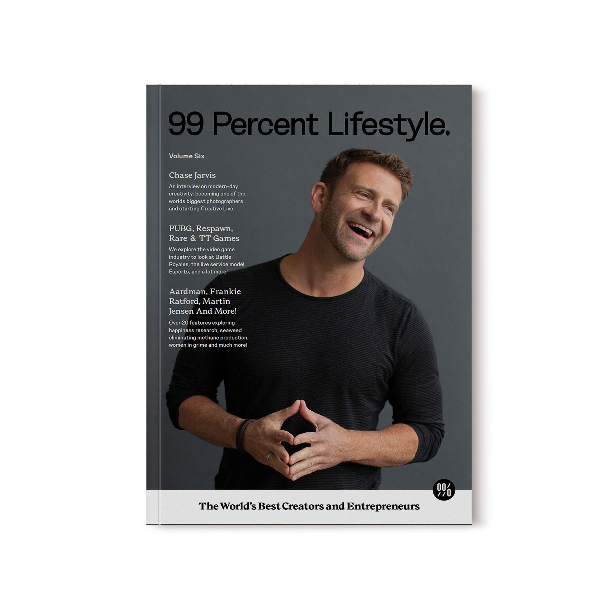 99 Percent Lifestyle Volume 6