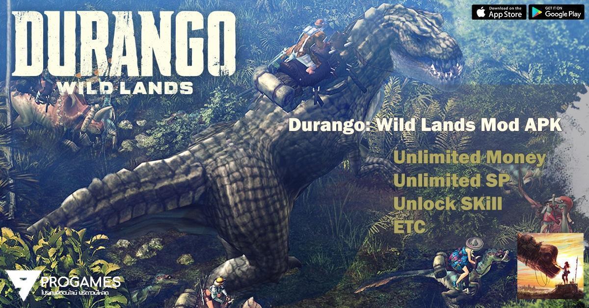Download Durango: Wild Lands 4 3 1 (MOD, Unlimited Money, SP, Skill