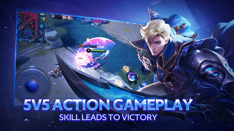 - ดาวน์โหลด Mobile Legends: Bang Bang (MOD, Radar Hack/Diamonds) ฟรีบน android
