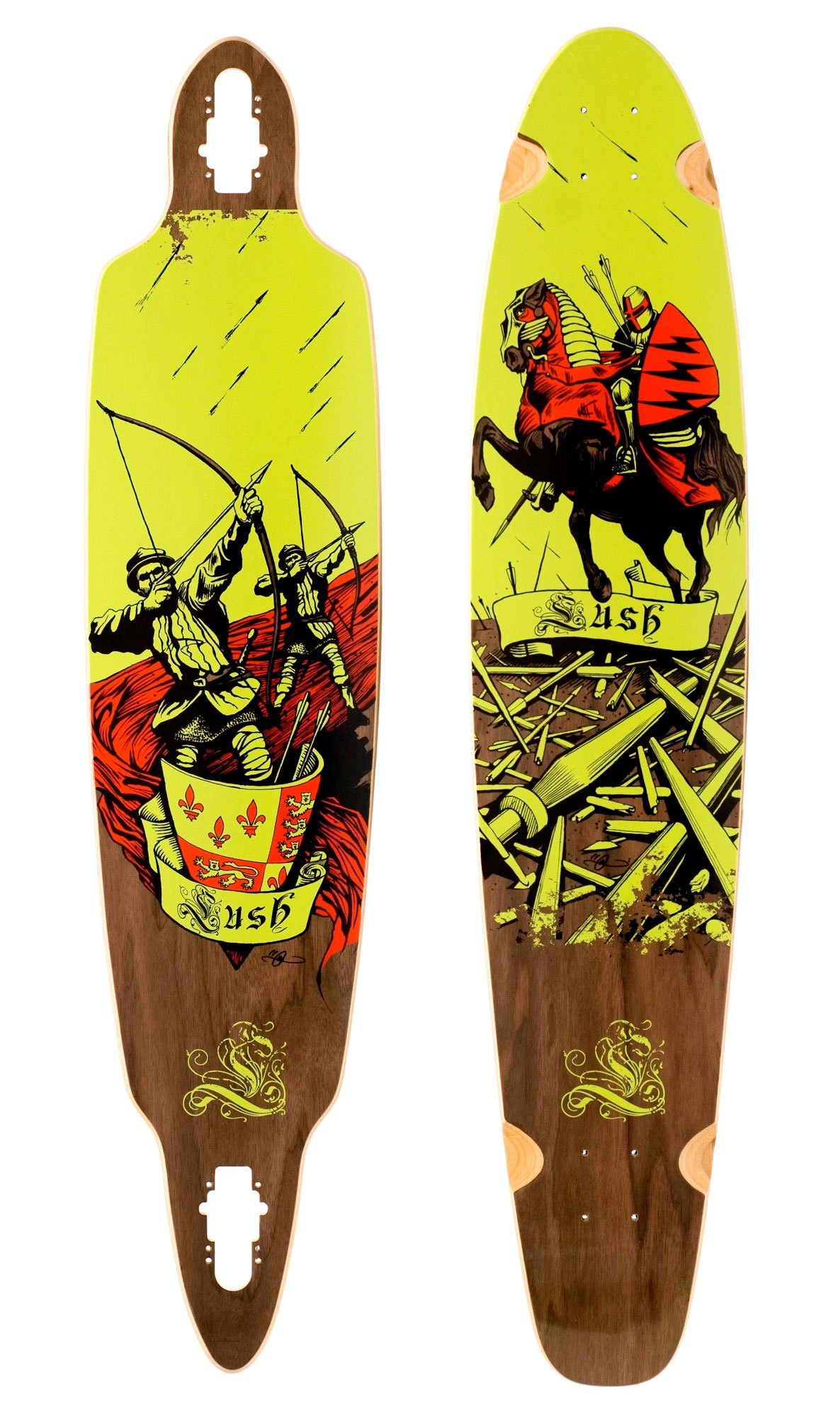 Lush Longboards By Adi Gilbert