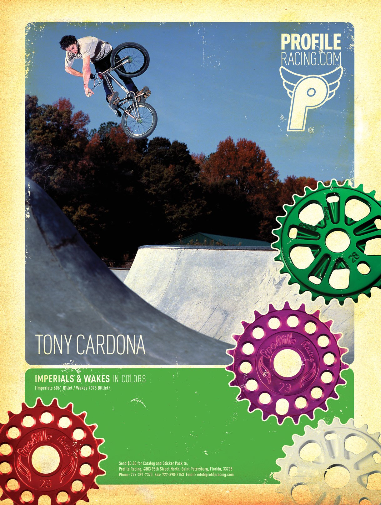Tony Cardona - Photo by Dolecki