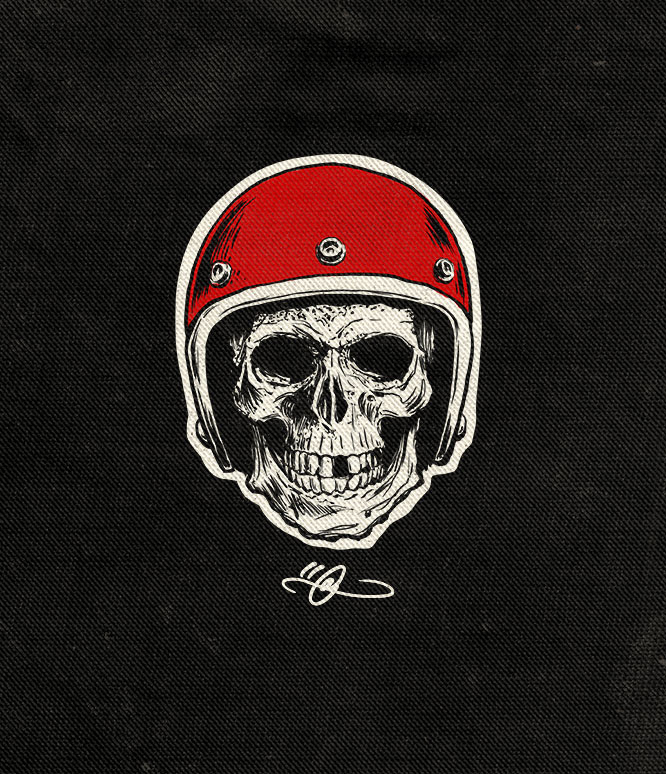 Outlaws Skull