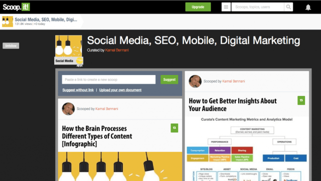 High Quality Backlinks - Scoop.it