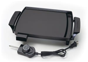 top electric griddles