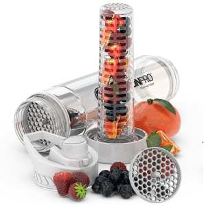 fruit infuser water bottle review