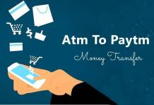 Atm to paytm money transfer