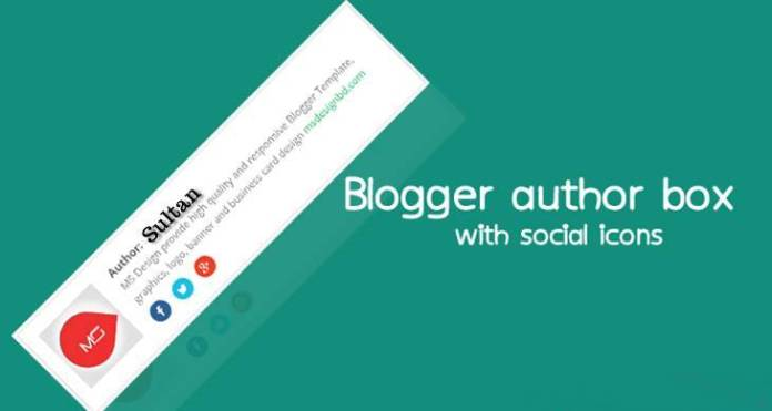 blogger author