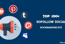 100+ Dofollow Social Bookmarking Sites List 2019