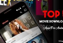 Free movie downloader apps for android