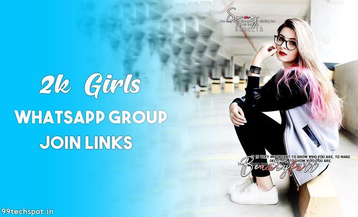 [10000+] Girls Whatsapp Group Links 2021