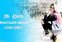 girls whatsapp group link 2020
