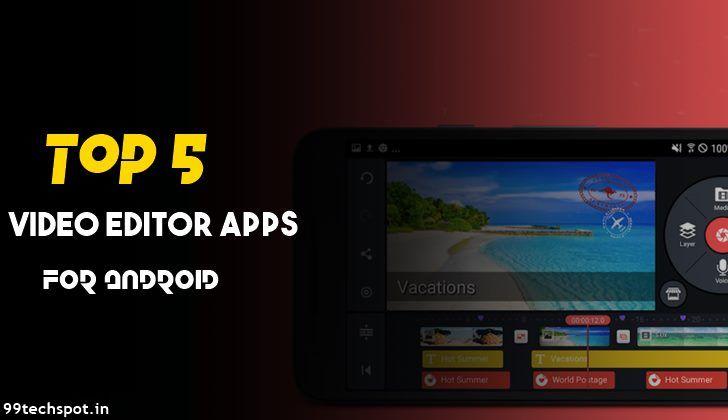Mobile Me Video Editing karne wala app