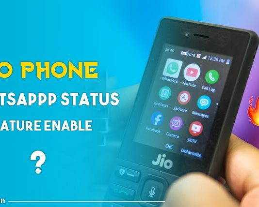 jio phone me whatsapp status kaise dekhe