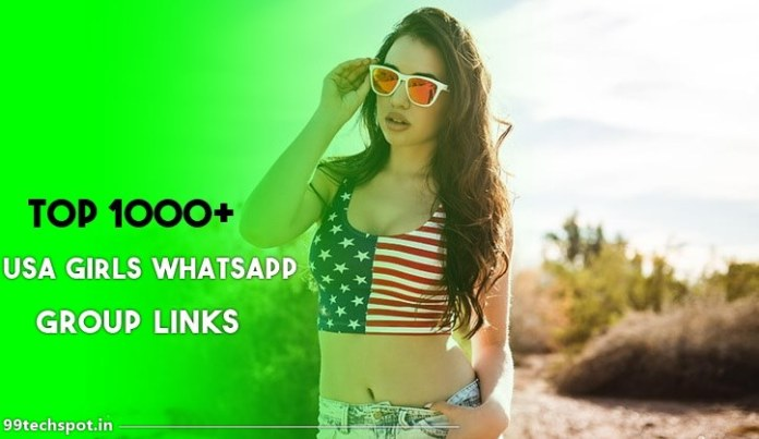 usa girl whatsapp group link