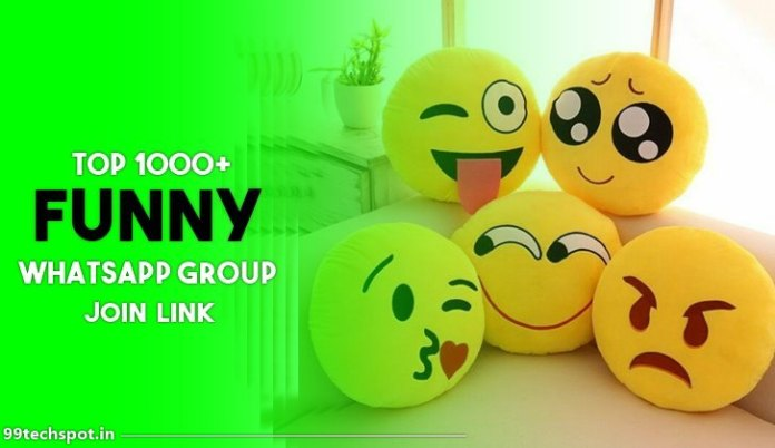 Funny whatsappp group link