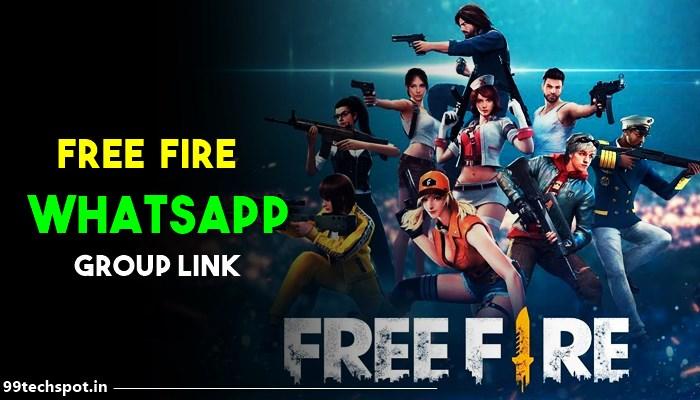 1000+ Best Free Fire Whatsapp Group Links 2021