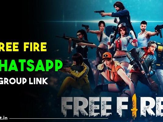 Free Fire whatsapp group link