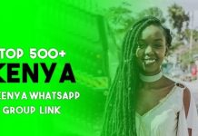 kenya whatsapp group link