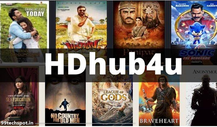 HDhub4u 2021 – Download Hindi Bollywood Movies, Drama Shows.