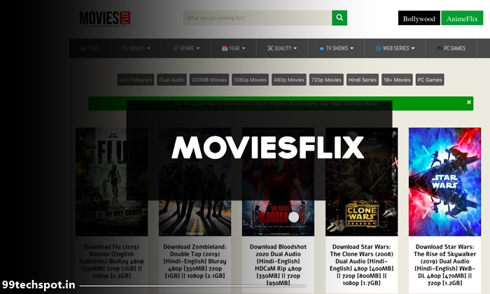 MoviesFlix 2021 – Bollywood Hollywood hindi dubbed movie download moviesflix