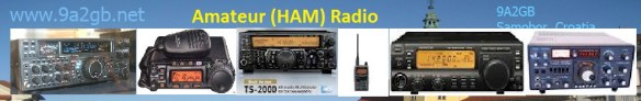 Amateur (HAM) Radio - www.9a2gb.net