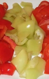 Pileci rizoto s patlidzanom - sastojci 2