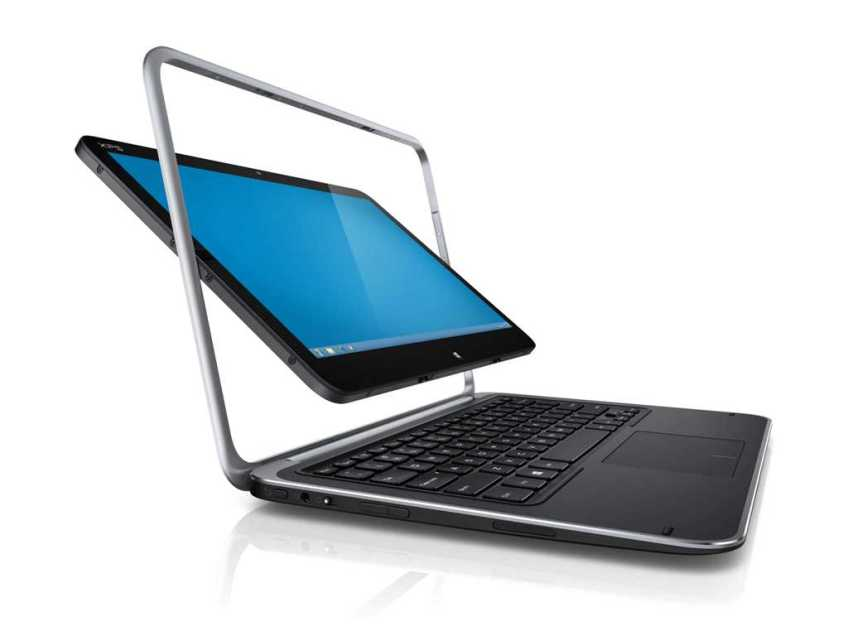 Dell XPS Duo 12 convertible tablet notebook