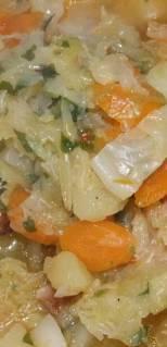 Fino varivo od kelja i krumpira - gotovo jelo